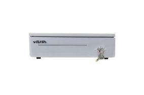 Денежный ящик Атол Vioteh HVC-10 белый