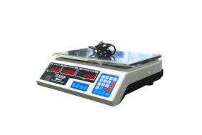 Торговые весы Мидл МТ 15 МДА (1/2; 340×230) Базар-Т
